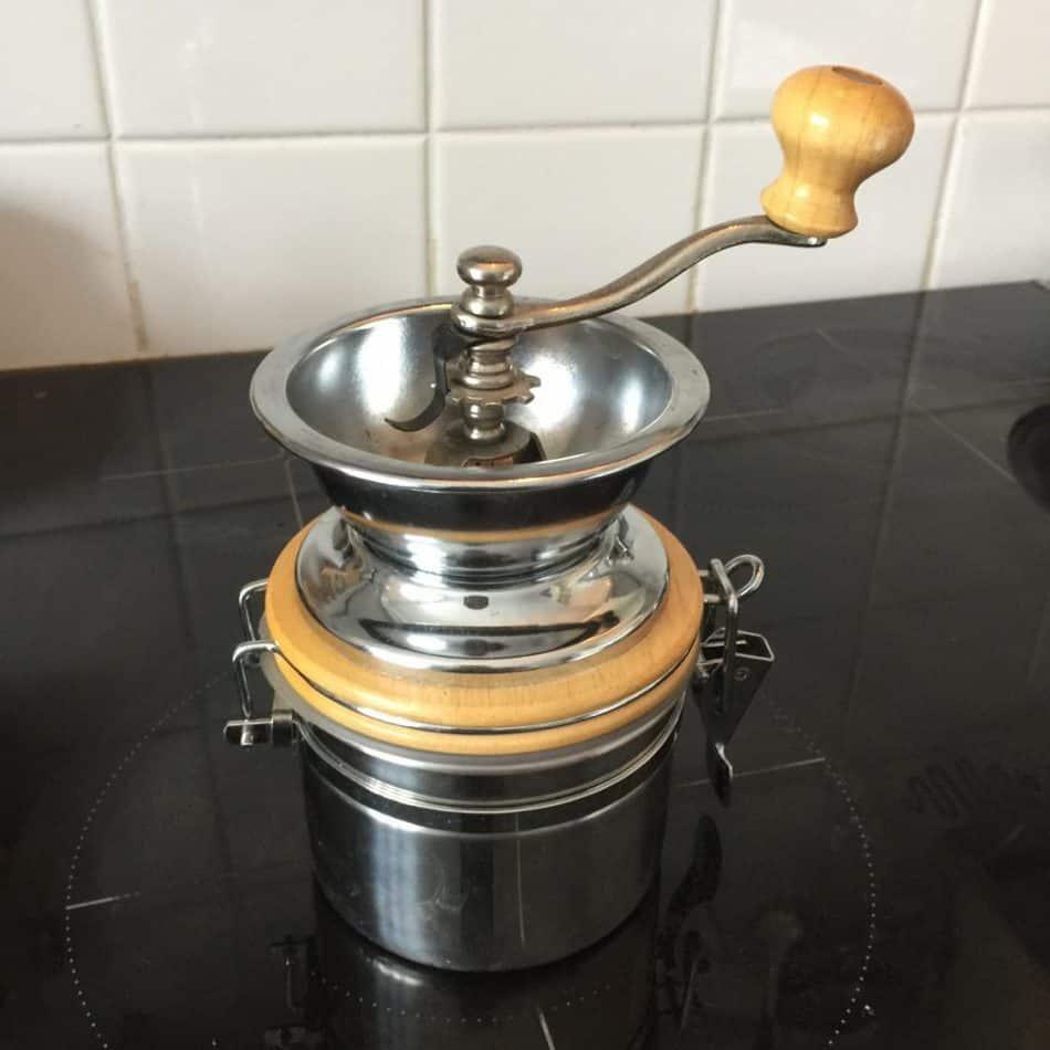 my coffee grinder