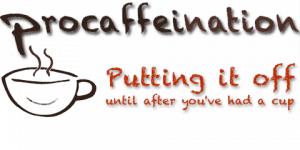 Procaffeination Logo